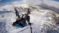YAMAÇ PARAŞÜTÜ - Paraşütçü Baba-Kızın Gökyüzü Tutkusu