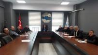 MEVSİMLİK İŞÇİ - Pazaryeri Belediye Meclis Toplantısı Yapıldı