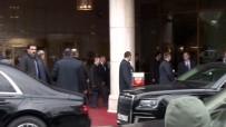 Rusya Devlet Başkanı Putin Kritik Görüşme İçin Otelden Ayrıldı