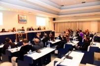 Salihli'de Yeni Yılın İlk Meclis Toplantısı Yapıldı
