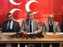 AHMET DAVUTOĞLU - Serkan Tok Açıklaması 'Mustafa İlmek'e Bizim Partiye Dönüşü Noktasında Bir Teklifimiz Olmadı'