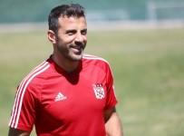 FATIH AKSOY - Sivasspor'un En İstikrarlısı Caner Osmanpaşa