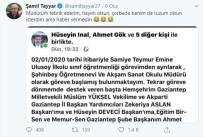 ŞAMİL TAYYAR - Sosyal medya teşekkürü görevden aldırdı