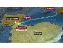 HALIÇ KONGRE MERKEZI - TürkAkım doğalgaz boru hattı açıldı