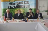 ŞEKER FABRİKASI - TÜRKŞEKER Genel Müdürü Alkan, Ağrı Şeker Fabrikası'nı Ziyaret Etti
