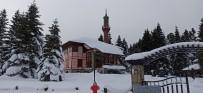 ULUDAĞ - Uludağ'da Kar Kalınlığı 145 Santimetreyi Geçti