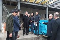 ZONGULDAK VALİSİ - Vali Bektaş Köy Pazarı Projesini İnceledi