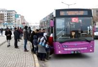 YÜZÜNCÜ YıL ÜNIVERSITESI - Van Büyükşehir'den Toplu Taşıma Denetimi