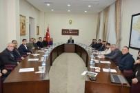 'Zeytin Üretimi Ve Zeytinyağı Sektörü' Konulu Toplantı Yapıldı