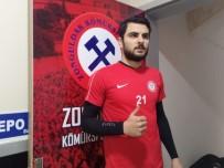 KIRKLARELİSPOR - Zonguldak Kömürspor, Muhammet Beşir'i Kiraladı