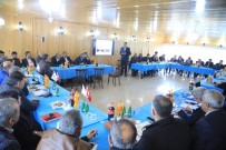CEYLANPINAR - 2020 Yılı Koordinasyon Toplantısı Ceylanpınar'da Düzenlendi