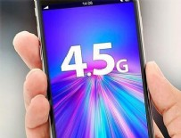 4,5G'li abone sayısı 3G'lileri 15'e katladı