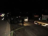 Afyonkarahisar'da Trafik Kazası Açıklaması 1 Ölü