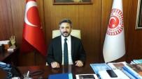 AHMET AYDIN - Ahmet Aydın 10 Ocak Gazeteciler Gününü Kutladı