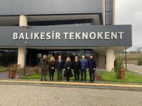 AK Parti Milletvekili Aydemir, Teknokent'i Ziyaret Etti