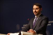 Bakan Albayrak Açıklaması 'Enflasyonla Mücadele En Önemli Önceliklerimizden Birisi Olacak'
