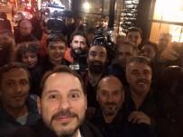 Bakan Albayrak Açıklaması 'Gazetecileri Seviyoruz, Yerli Milli Gazeteciliğe Devam'