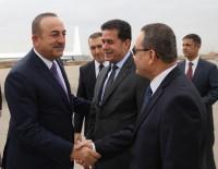 ÇAVUŞOĞLU - Bakan Çavuşoğlu, Irak Başbakanı Abdülmehdi İle Görüştü