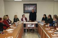GENÇLİK MECLİSİ - Başkan Bozkurt Kent Konseyi Üyeleri İle Bir Araya Geldi