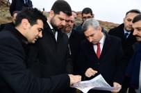 NITELIK - Başkan Çınar, Yol Güzergahlarını İnceledi