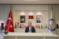 MEHMET TAHMAZOĞLU - Başkan Tahmazoğlu, 10 Ocak Çalışan Gazeteciler Günü Kutlaması