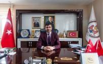 ÇATIŞMA - Başkan Tanğlay'dan 10 Ocak Çalışan Gazeteciler Günü Mesajı
