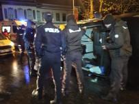 Beşiktaş'ta Panelvan Araç Devrildi Açıklaması 1 Yaralı