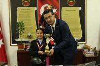 GİZEM HATİPOĞLU - Binicilikte Şampiyonluk Kupası GKV'li Beril Dörtkol'un