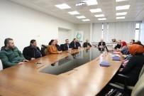 HALK EKMEK - Çayırova Belediyesi, Muhtarlarla Çalışmaları Konuştu