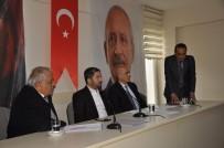 İLÇE KONGRESİ - CHP Arguvan İlçe Başkanlığına Aslantürk Seçildi