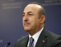 ÇATIŞMA - Dışişleri Bakanı Çavuşoğlu: Irak ile zorlu günleri aşmak için beraber çalışacağız