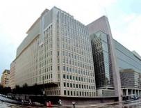 DÜNYA BANKASı - Dünya Bankası küresel büyüme tahminlerini düşürdü