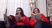 Erzincan'da Öğrenci Ve Veliler Televizyonları Kapatıp Kitap Okuyor