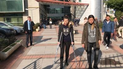 Eski Eşinin Saldırısından Kurtulan Kadının Feryadı Açıklaması 'Özgecan, Emine Gibi Ölmek İstemiyorum'