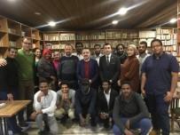 Eskişehir'de Eğitim Ve Öğretim Hayatlarına Devam Eden Sudanlı Öğrenciler Bir Araya Geldi