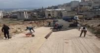 YOL YAPIMI - Eyyübiye Ve Kırsalında Yol Yapım Çalışmaları Devam Ediyor