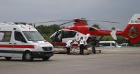YENIDOĞAN - Hava Ambulansları Hayata Bağladı