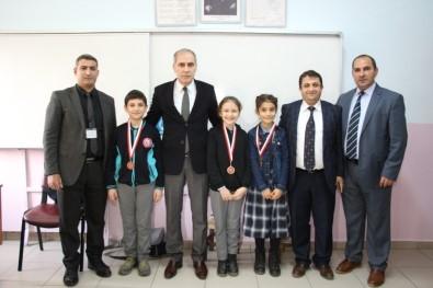 İlkokul Öğrencileri Zeka Oyunlarında Yarıştı