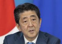JAPONYA BAŞBAKANI - Japonya Başbakanı Abe'den Orta Doğu Seyahati Kararı