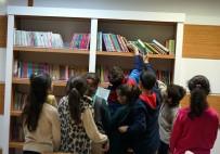 Kahramanmaraş'ta Çocuklara Özel Kütüphane