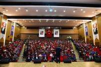 NECİP FAZIL KISAKÜREK - Karabük'te 'Can Veren Pervaneler' Konferansı