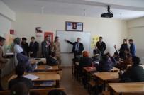 Kaymakam Güven'den Okul Ziyaretleri
