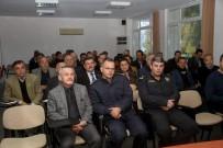 GÜRÜLTÜ KİRLİLİĞİ - Kaymakam Şahiner Muhtarlar İle Toplantı Yaptı