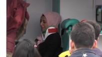 Konya'da Hafif Ticari Araç İle Tır Çarpıştı Açıklaması 4 Yaralı
