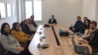 NENE HATUN - Kütahya'da 'Etwinning School' Bilgilendirme Toplantısı