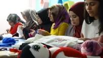 SULTAN ALPARSLAN - KYK Yurtlarında Barınan Öğrencilerden Yürekleri Isıtan Çalışma