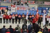 AÇILIŞ TÖRENİ - 'Liseler Arası Türkiye Boks Şampiyonası' Erzurum'da Başladı