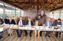 TANDıR EKMEĞI - Mersin'deki Fırıncılar Sorunlarına Çözüm Arıyor