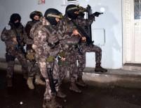 Narkotik Baskınında Gözaltına Alınan 10 Şüpheli Adliyede
