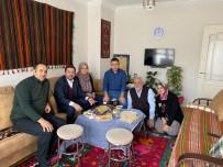 KıRKPıNAR - Nevşehir Belediye Başkanı Arı'dan Niğde'ye Tatlı Ziyareti